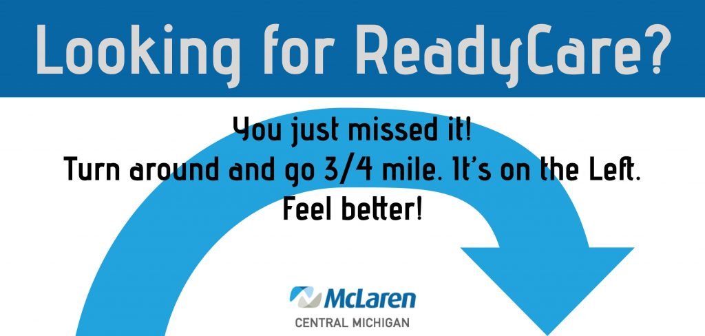 Billboard - Looking for ReadyCare