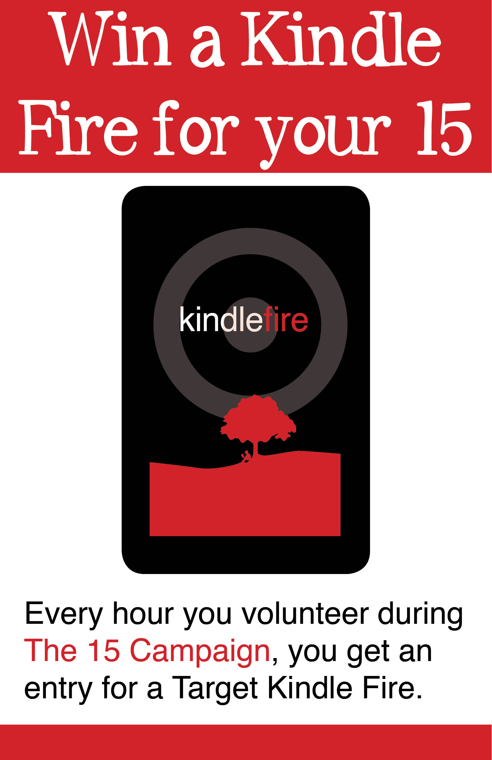 Kindle Fire Poster